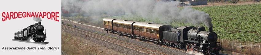 Treni storici Sardegnavapore